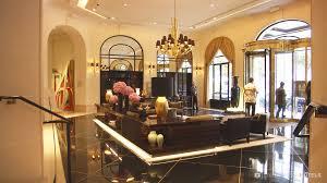 paris luxury hotels