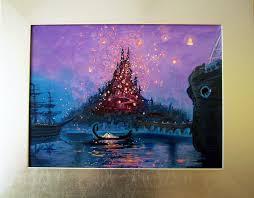 rapunzel lights canvas arbetta deviantart