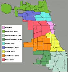 chicago map clickable chicago neighborhood map quiz by rcunderwood