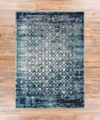 blue moroccan rug rugs decoration