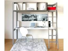 armoire bureau intégré lit mezzanine avec armoire integree lit mezzanine avec bureau