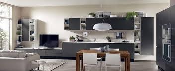 cucine e soggiorno gallery of idee per arredare cucina e soggiorno insieme arredare