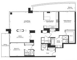 2 bedroom floor plans 2197 square 2 3 bedrooms floor plans florian condos