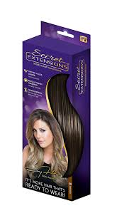 Can You Dye Halo Hair Extensions by Amazon Com Secret Extensions Hair Extensions By Daisy Fuentes