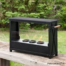 Indoor Gel Fireplace by Southern Enterprises Furniture Layton Portable Indoor Outdoor