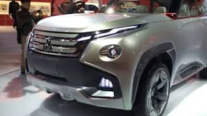 mitsubishi usa 2017 mitsubishi montero sport usa car youtube