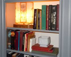 Bookcase Lamps Funky Handmade Table Lamps For Your Home Full Home Living