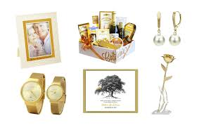 gifts for 50th wedding anniversary top 10 best 50th wedding anniversary gifts heavy