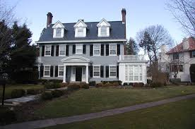 colonial homes colonial revival architecture houses facts and history
