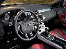 land rover evoque interior range rover evoque lease deals and land rover specials