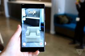 the first google tango phone delivers true augmented reality