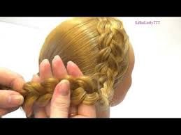 Hochsteckfrisurenen Mit Duttkissen by Frisuren Mit Duttkissen Dutt Hochsteckfrisur Donut Hair Bun Updo