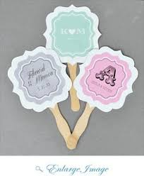 church fans personalized 43 best wedding fan favors images on wedding fans