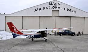 File security forces from barnes air national guard base in