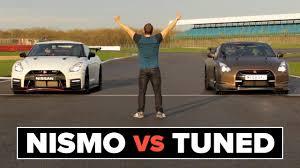nissan gtr youtube 2017 2017 nissan gt r nismo vs tuned 660hp gt r drag races lap times