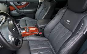 infiniti fx50 2012 infiniti fx interior seats photo 42893454 automotive com