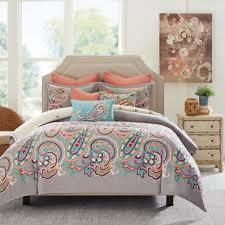 hampton hill persian paisley comforter set ebay