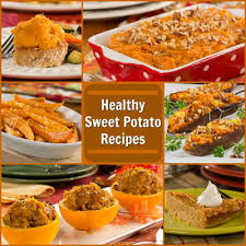 8 heartwarming healthy sweet potato recipes