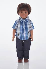 blue shirt jeans and boots set u2013 all about the doll