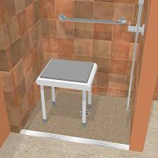 Bathroom Shower Chairs by Shower Stool Guide The Basics Homeability Com