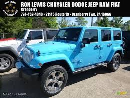 jeep chief interior 2017 chief blue jeep wrangler unlimited sahara 4x4 120773898