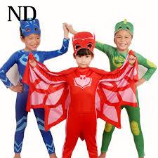 pj masks gekko costume promotion shop promotional pj masks