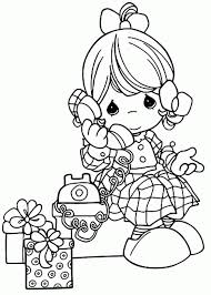 telephone coloring pages kids coloring