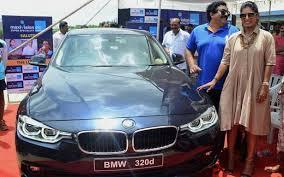 bmw car mithali raj presented bmw car in hyderabad the hindu