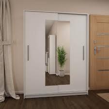 image de chambre york york armoire de chambre style contemporain mélaminée décor blanc