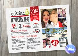 year in review christmas card christmas year in review postcard christmas card