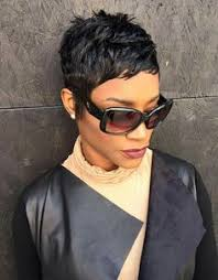 the best pixie cut for black hair 20 sassy and sexy black pixie cuts short pixie haircuts short