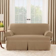 Recliner Sofa Cover by Reclining Sofa Slipcover Sure Fit Best Home Furniture Decoration