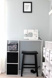 Small Wooden Desk Captivating Sewing Room Design Ikea Design Inspiration Integrates