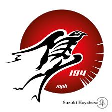 logo suzuki hayabusa logo stickers moto pinterest suzuki hayabusa and logos