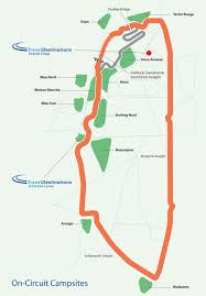 map of le mans circuit run csites at the track for le mans 2018