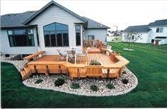 wrap around deck designs building a multi level deck chief architect help database deck