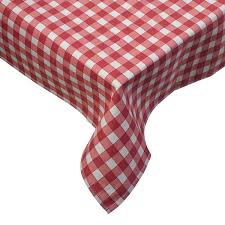 100 cotton gingham check tablecloth dining room kitchen linen