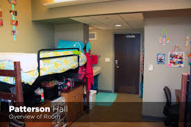university housing virtual tour patterson hall
