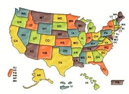 interesting facts about us states