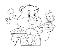 bears coloring pages free
