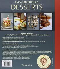 cours cuisine brest encyclopédie des desserts amazon ca vincent boue hubert delorme