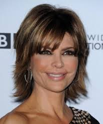 what is the texture of rinnas hair 30 spectacular lisa rinna hairstyles lisa rinna short shaggy