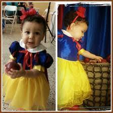 baby snow white inspired dress costume infants