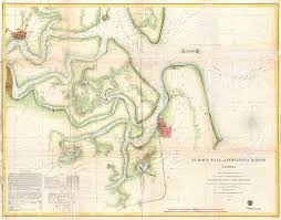 Florida Coast Map File 1857 U S Coast Survey Map Or Chart Of St Mary U0027s River And