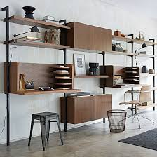 coin bureau dans salon amenager bureau dans salon cheap dressing rempli with amenager