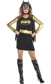 batgirl costume for women party city