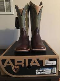 ariat s quantum brander boots thunder brown