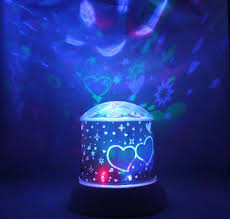 Rotating Night Light Projector 17 Rotating Night Light Projector Romantic Galaxy Star