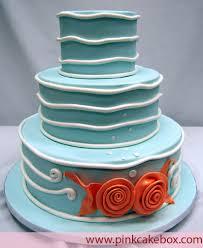 ocean themed wedding cake summer wedding cakes