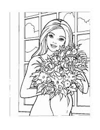 barbie coloring pages free printable coloring pages 89 gianfreda net